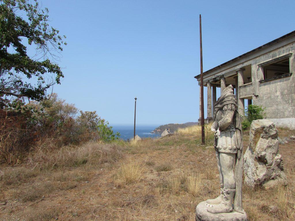 Partenón del Negro Durazo